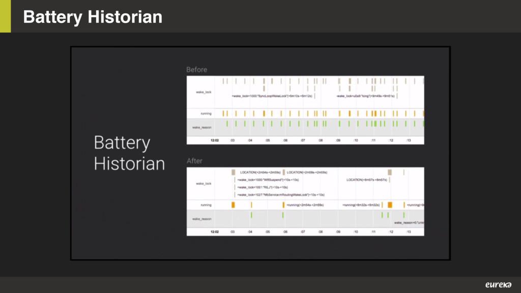 Battery Historian