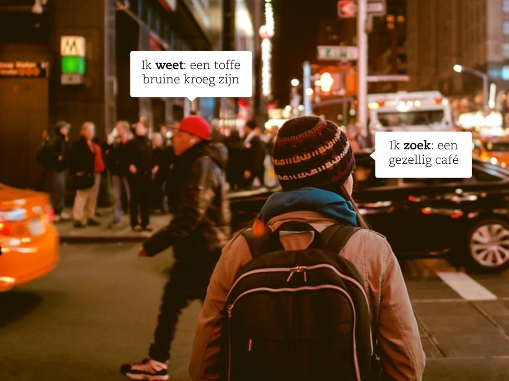 Value proposition • Vragen stellen over gelokal...