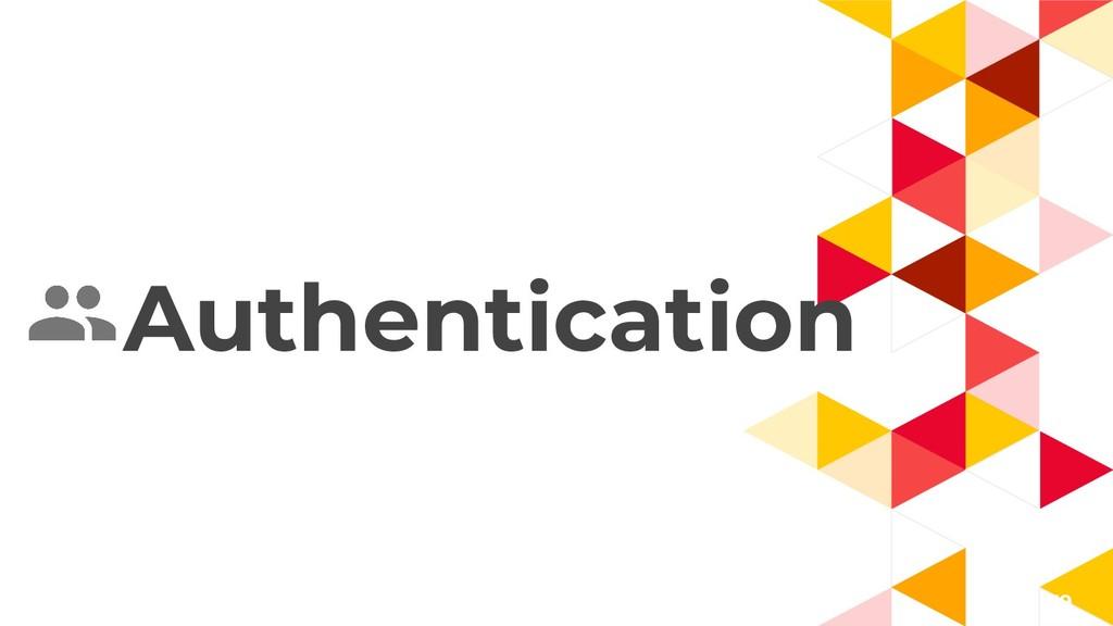 19 Authentication