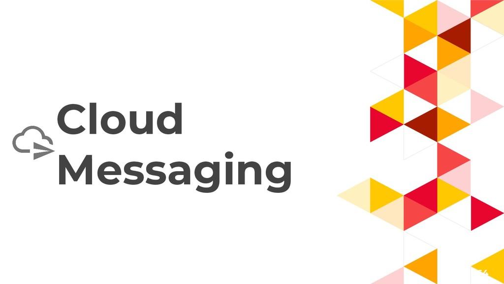 64 Cloud Messaging