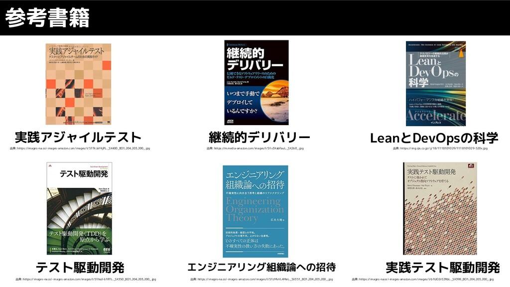 継続的デリバリー 参考書籍 実践アジャイルテスト LeanとDevOpsの科学 実践テスト駆動...