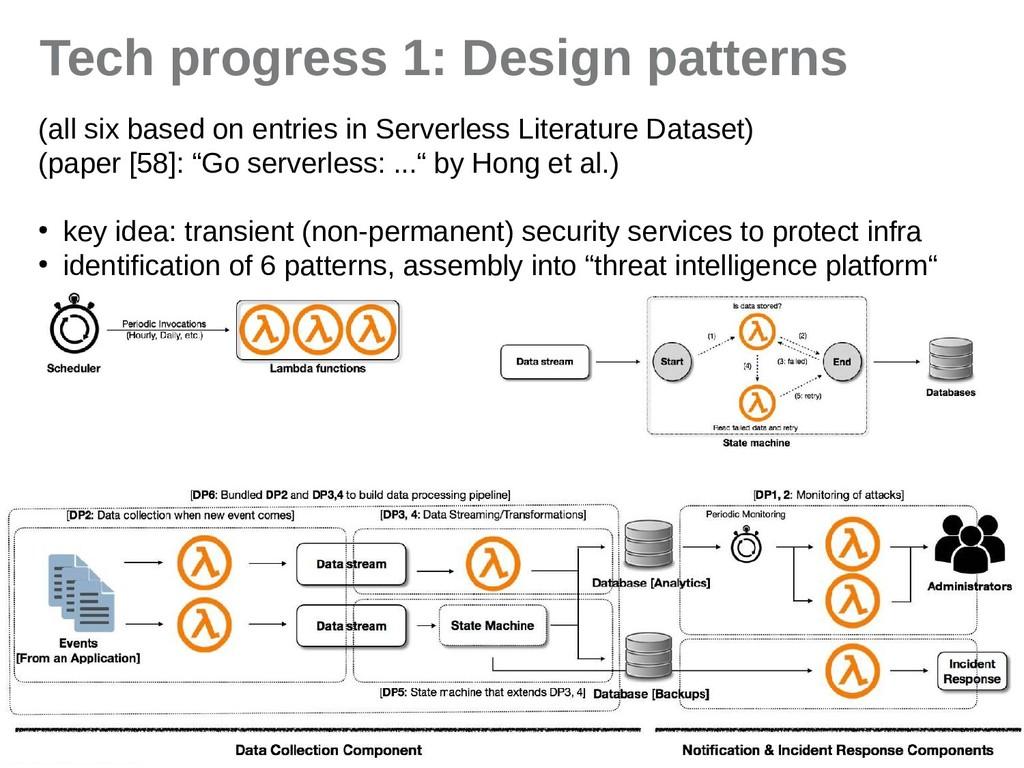 11 Tech progress 1: Design patterns (ill six bi...