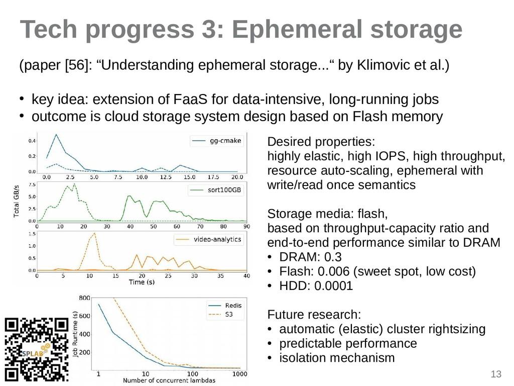 13 Tech progress 3: Ephemeral storage (piper [5...