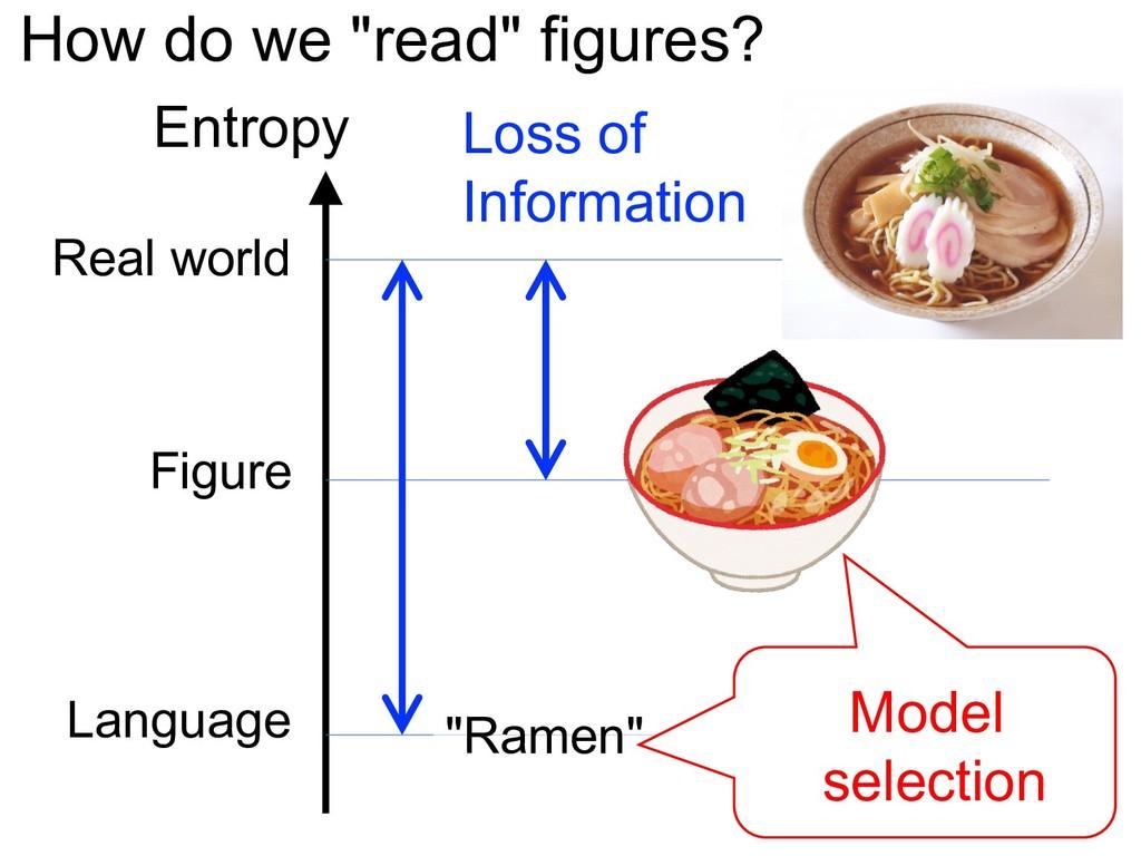 "Real world Figure Language Entropy ""Ramen"" Loss..."