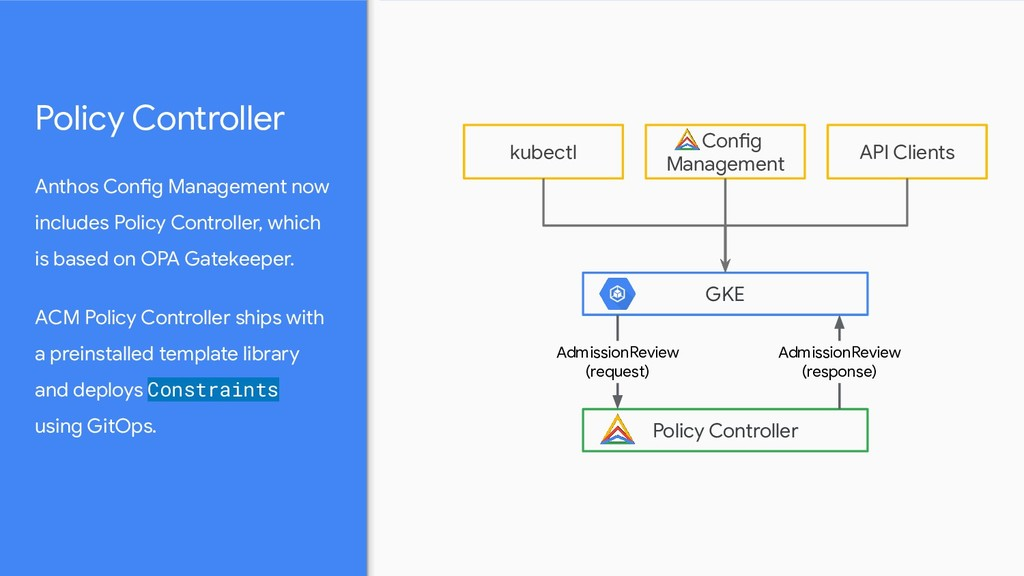 Policy Controller Anthos Config Management now ...