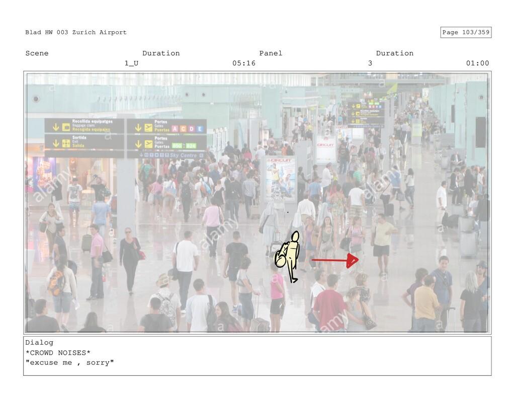 Scene 1_U Duration 05:16 Panel 3 Duration 01:00...