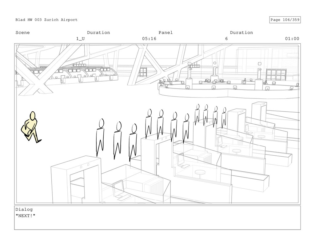 Scene 1_U Duration 05:16 Panel 6 Duration 01:00...