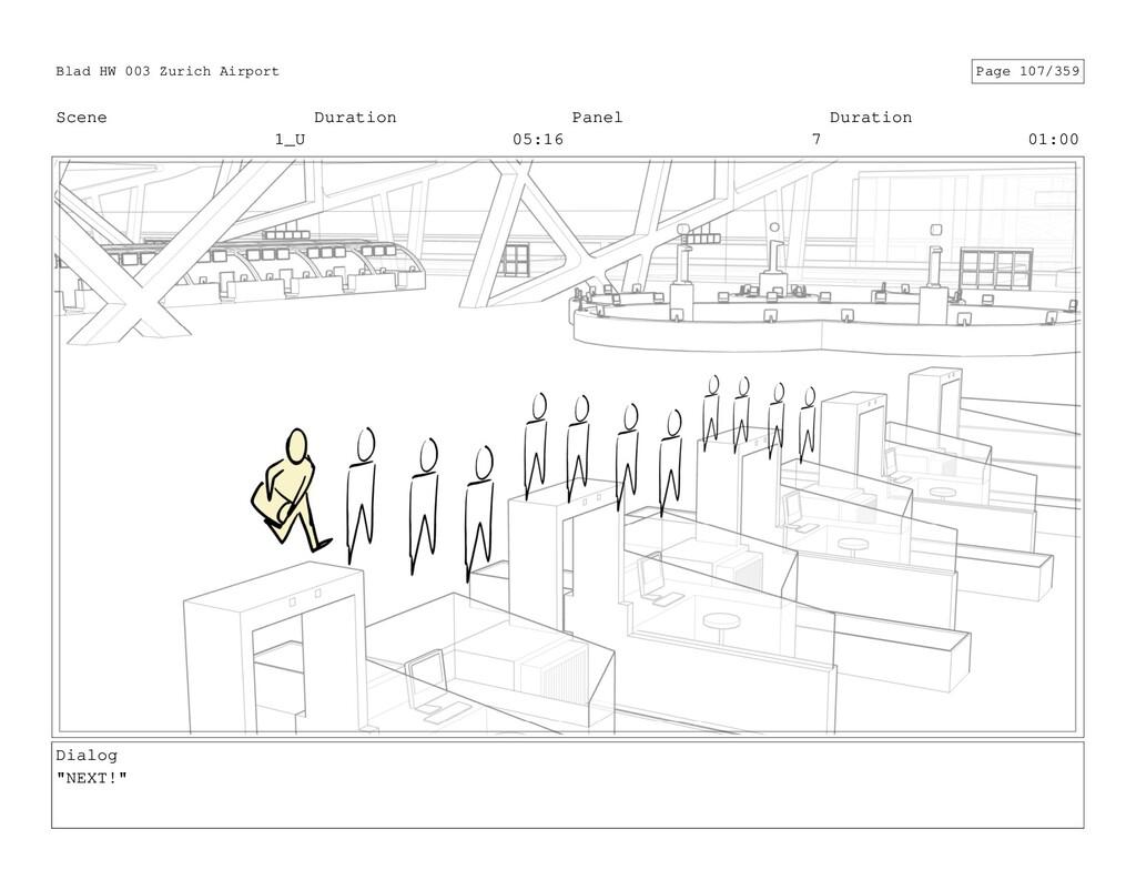 Scene 1_U Duration 05:16 Panel 7 Duration 01:00...