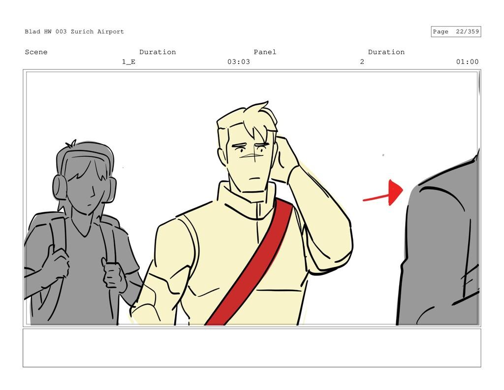 Scene 1_E Duration 03:03 Panel 2 Duration 01:00...