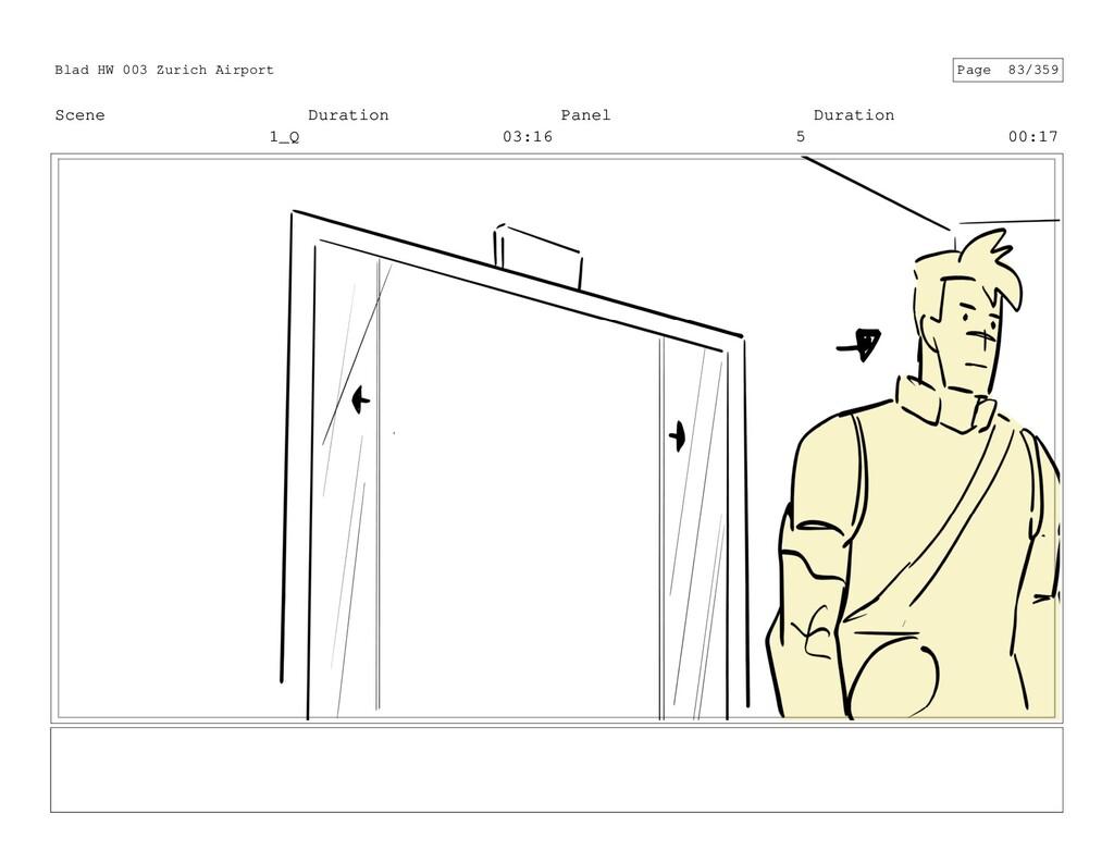 Scene 1_Q Duration 03:16 Panel 5 Duration 00:17...