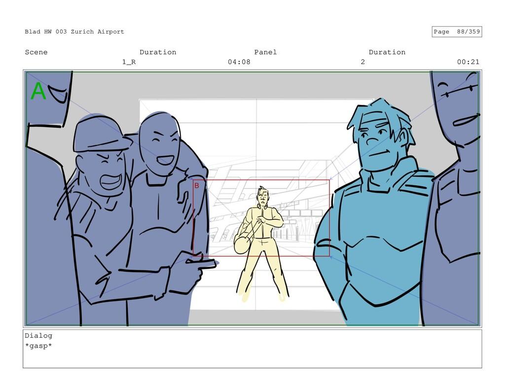 Scene 1_R Duration 04:08 Panel 2 Duration 00:21...