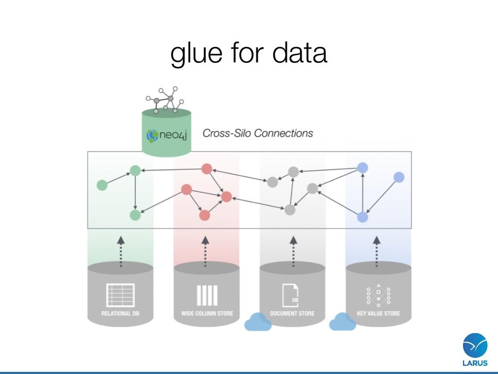 glue for data