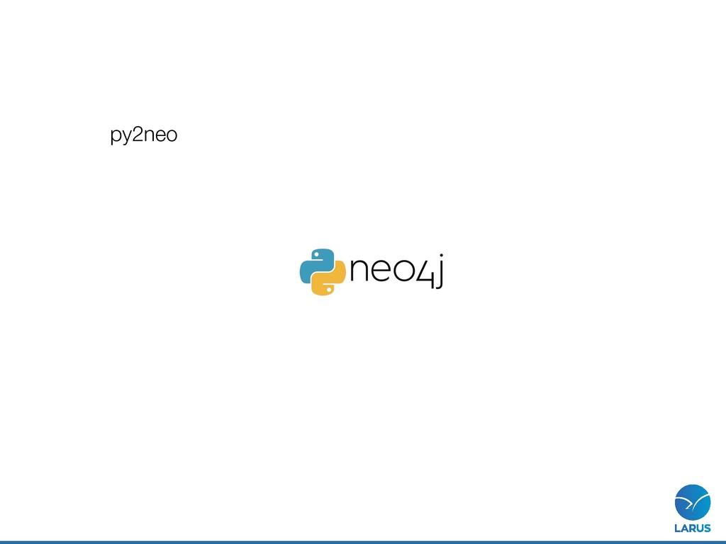 py2neo