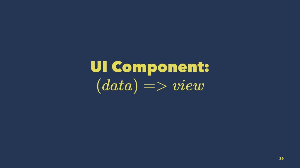 UI Component: 26