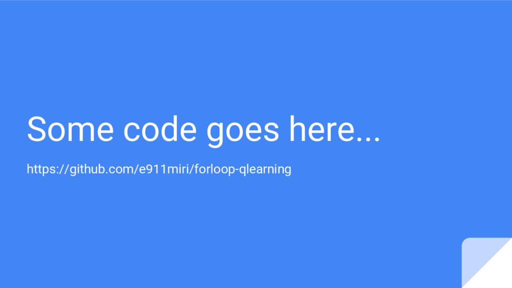 Some code goes here... https://github.com/e911m...