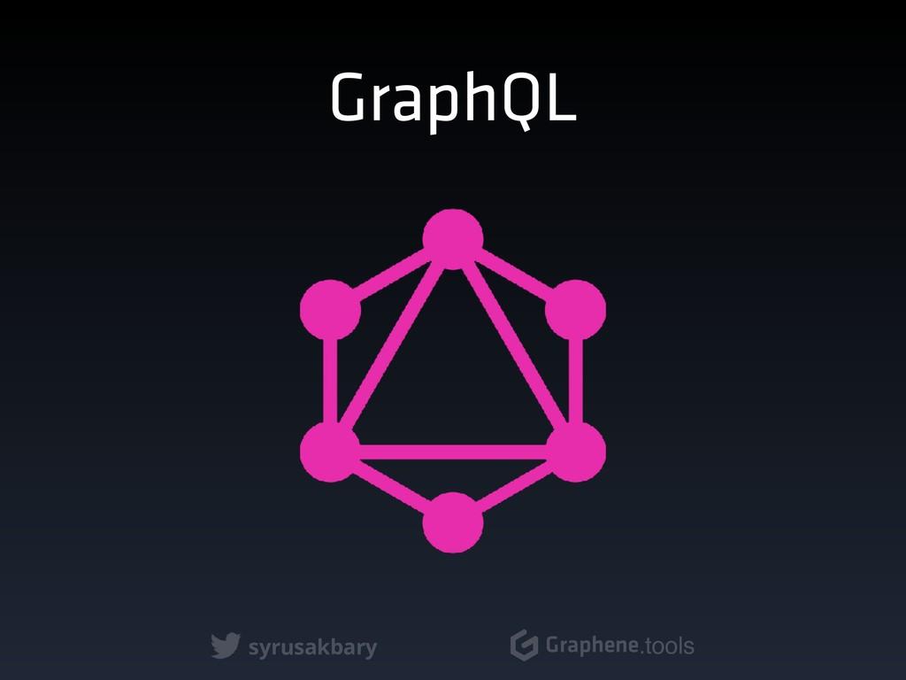 syrusakbary Graphene.tools GraphQL