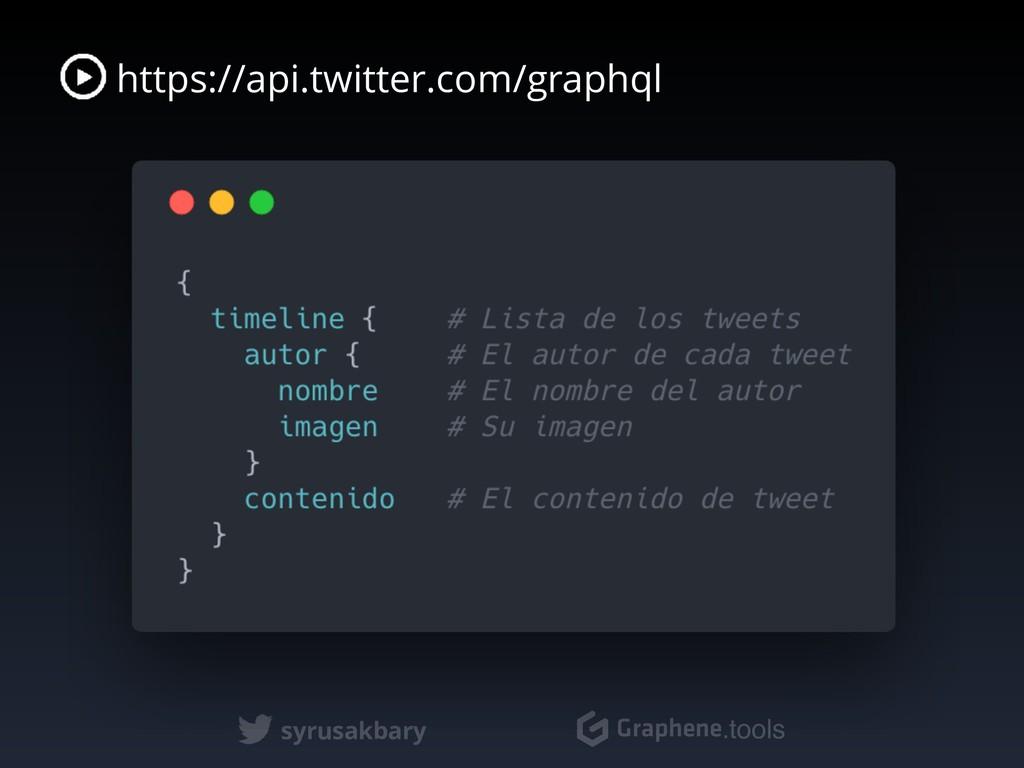 syrusakbary Graphene.tools • https://api.twitte...