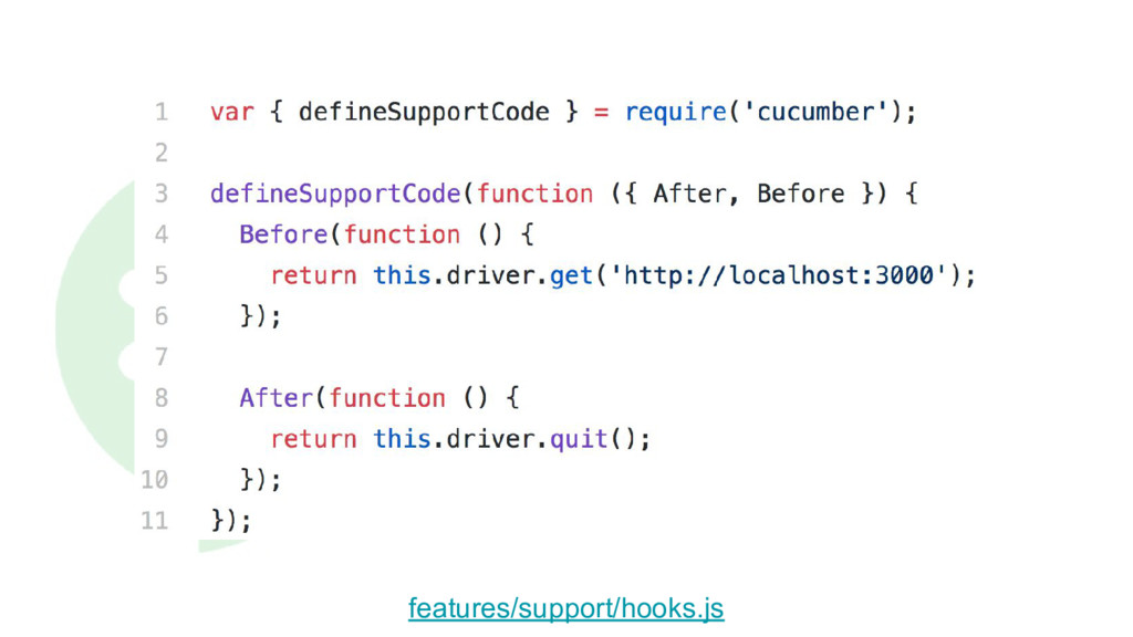 features/support/hooks.js