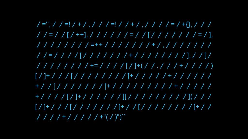 ⽌='',⽌⽌=!⽌+⽌,⽌⽌⽌=!⽌⽌+⽌,⽌⽌⽌⽌=⽌+{},⽌⽌⽌ ⽌⽌=⽌⽌[⽌++]...