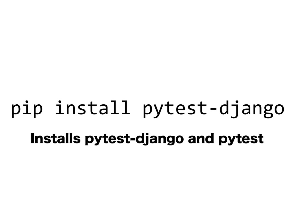 *OTUBMMTQZUFTUEKBOHPBOEQZUFTU pip install ...