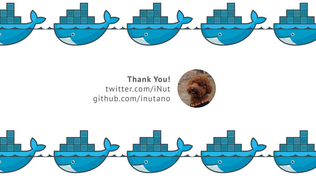 Thank You! twitter.com/iNut github.com/inutano
