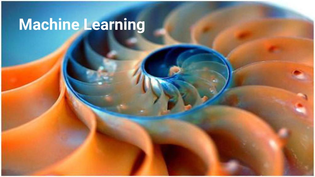 @nyghtowl Machine Learning