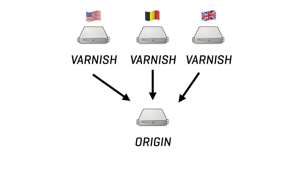 VARNISH VARNISH VARNISH ORIGIN