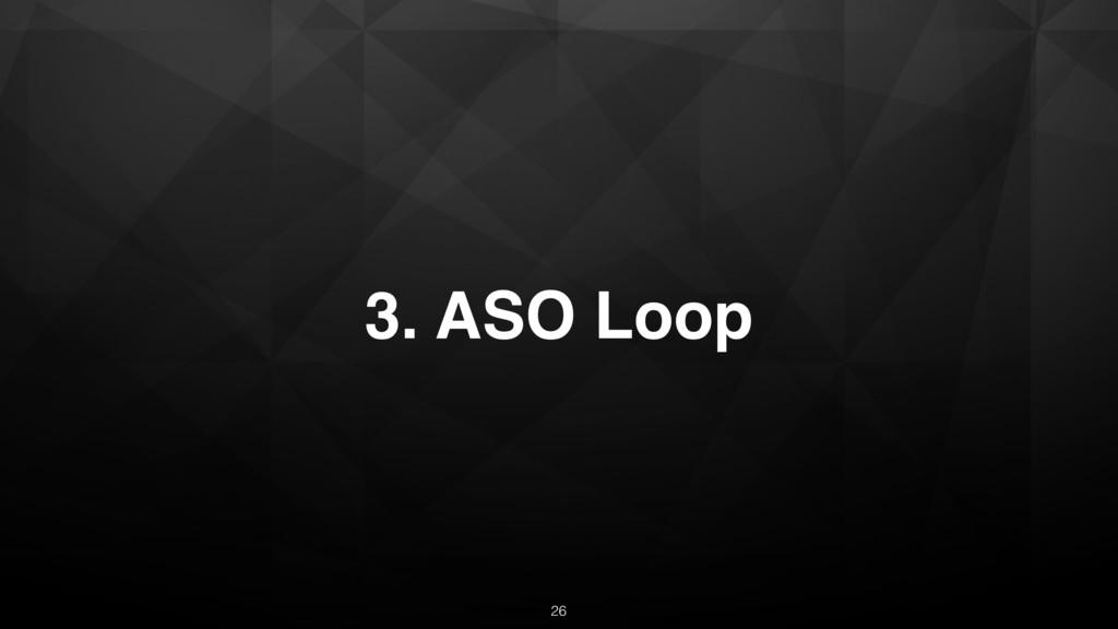 3. ASO Loop 26