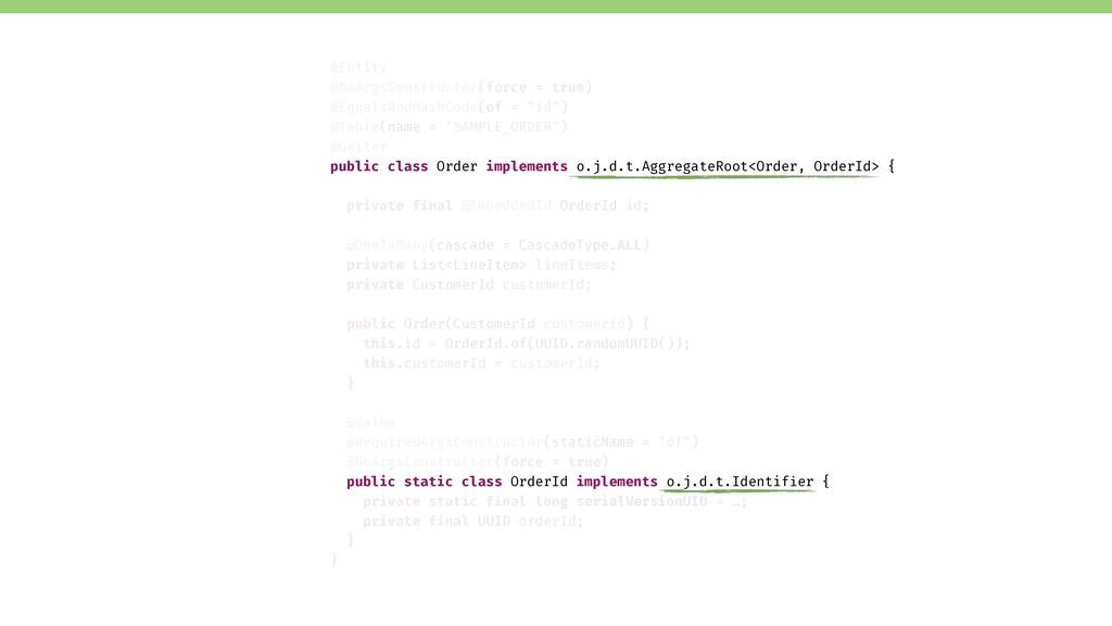 36 Generated documentation… via Moduliths @Anal...