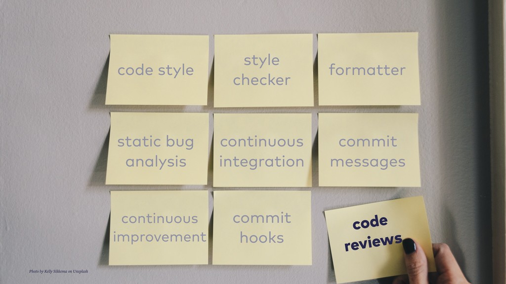 code style style checker formatter static bug a...