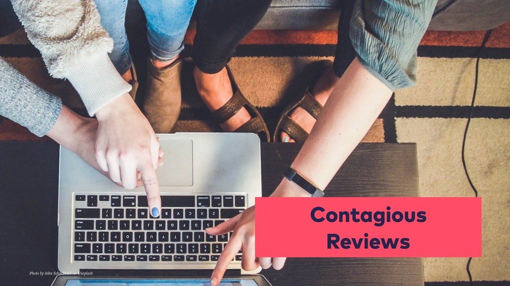Contagious Reviews Photo by John Schnobrich on ...