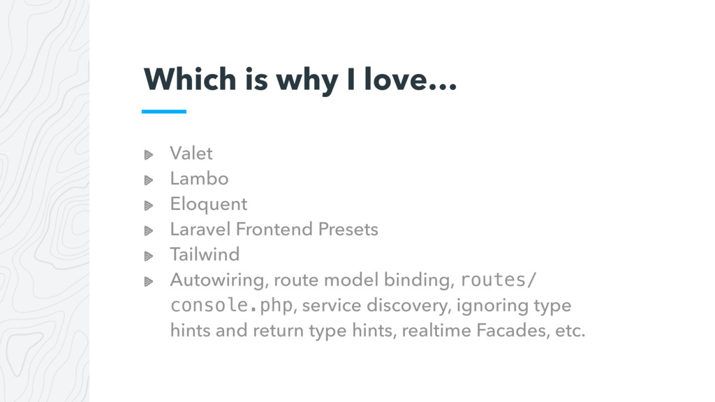 Valet Lambo Eloquent Laravel Frontend Presets T...