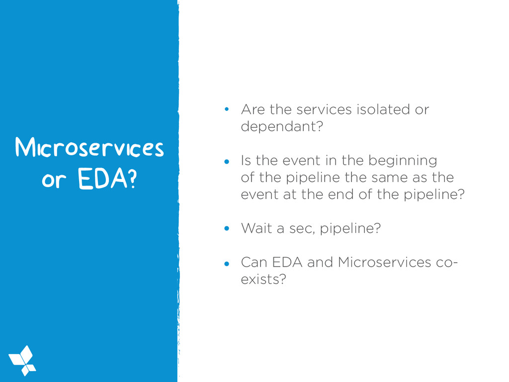 Are the services isolated or dependant? Is the ...