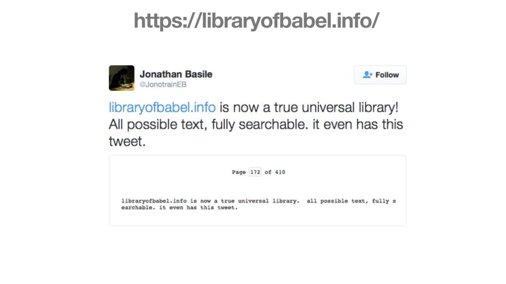 https://libraryofbabel.info/