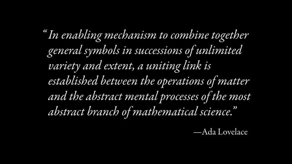 In enabling mechanism to combine together gener...