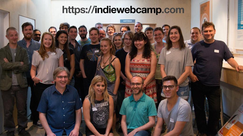 https://indiewebcamp.com