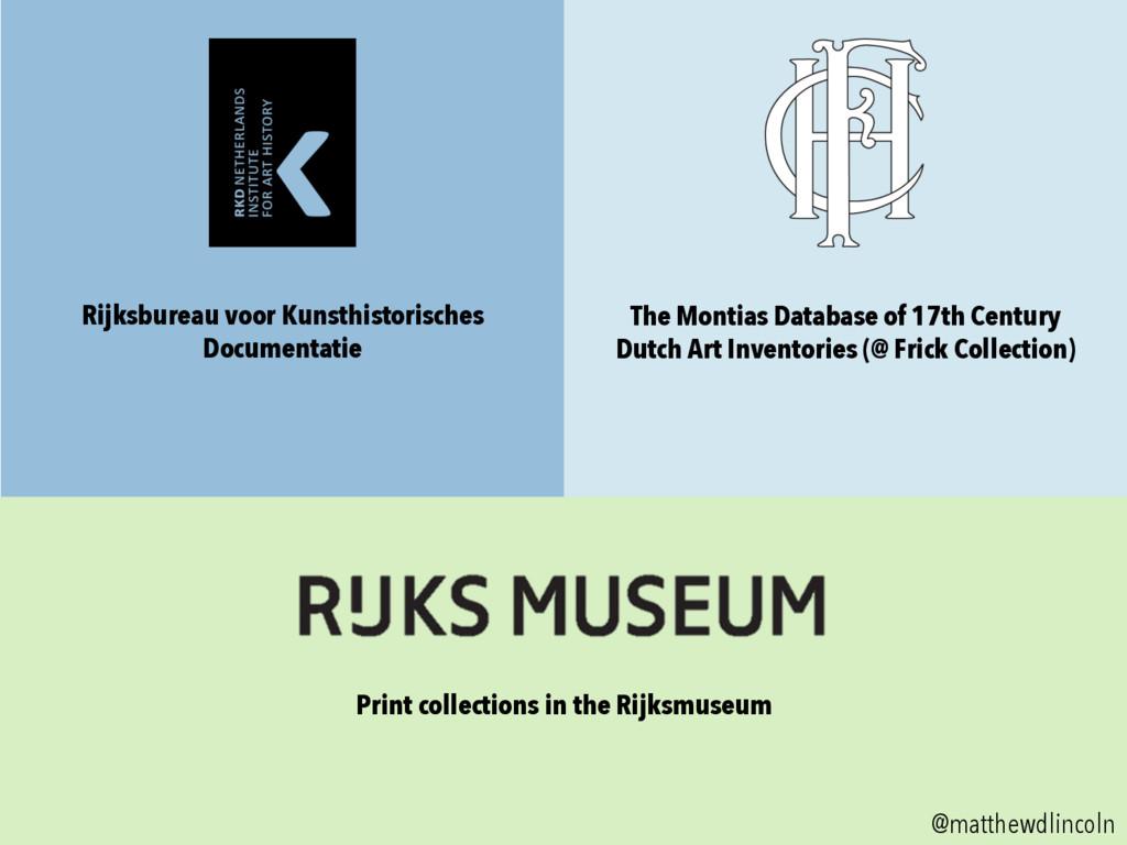 Rijksbureau voor Kunsthistorisches Documentatie...