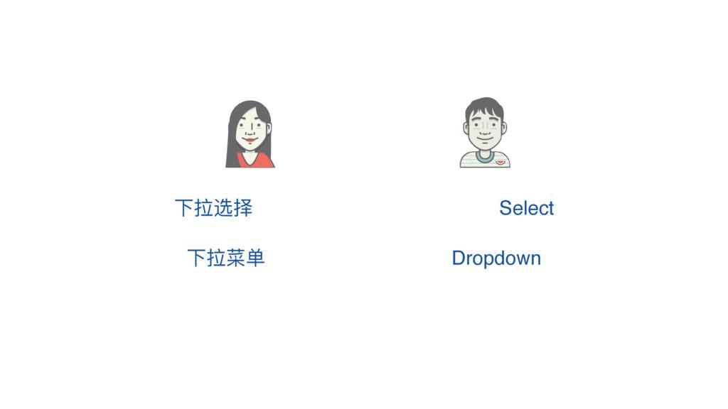 ӥೠ Select ӥោܔ Dropdown