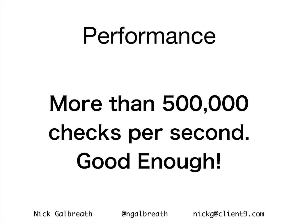 Nick Galbreath @ngalbreath nickg@client9.com Pe...