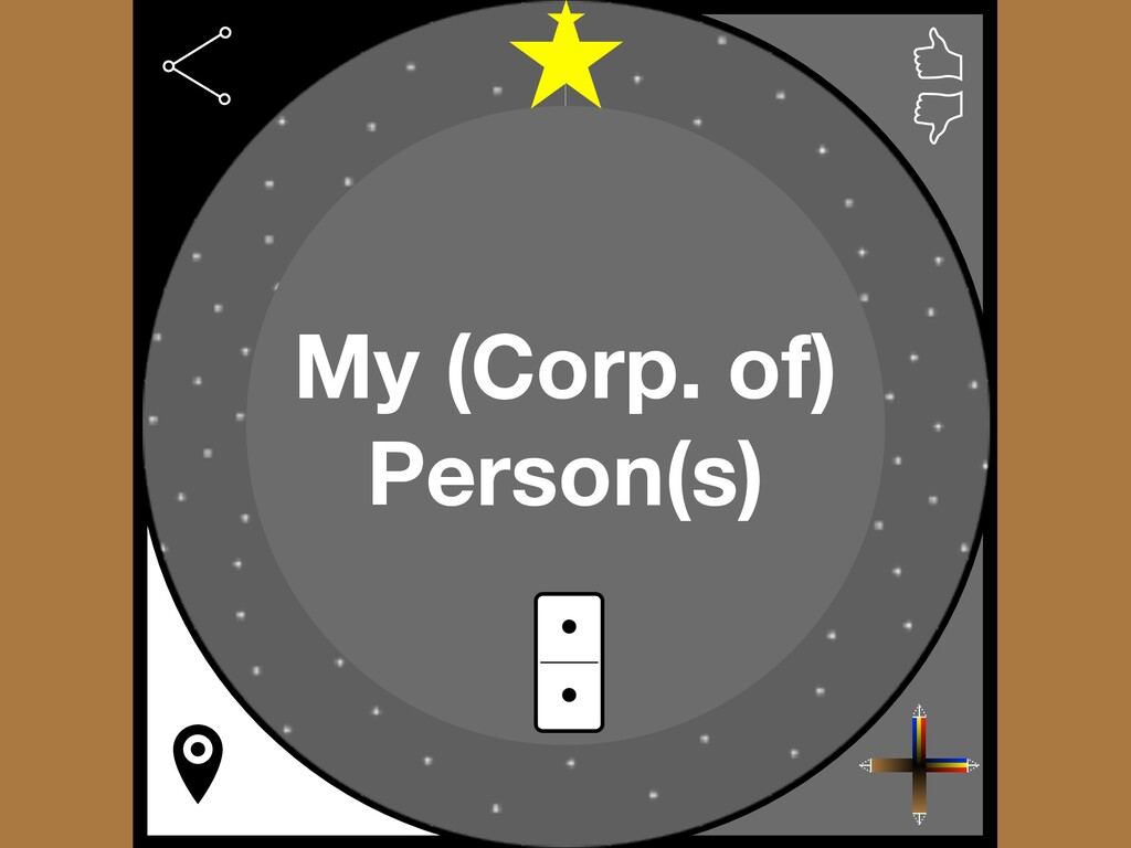 My (Corp. of) Person(s)