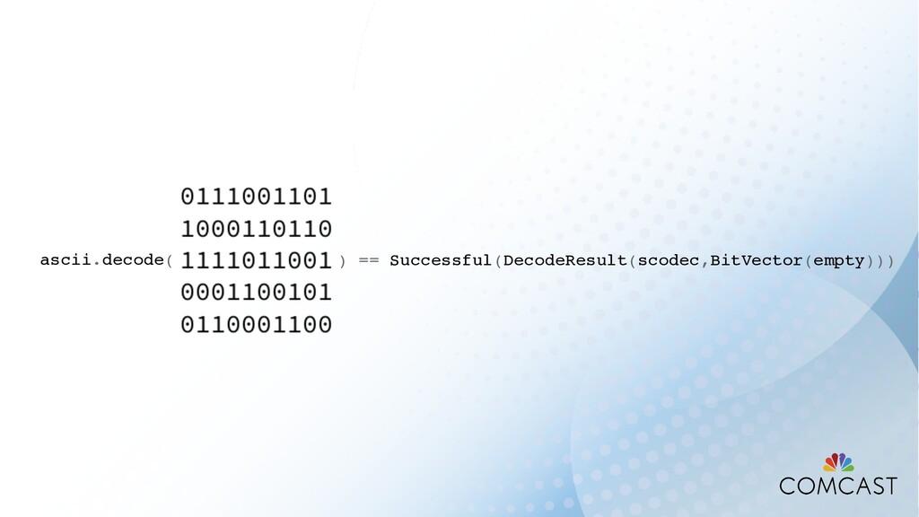 ascii.decode( ) == Successful(DecodeResult(scod...
