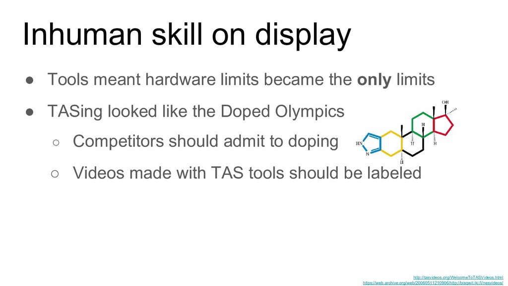 ○ Competitors should admit to doping ○ Videos m...