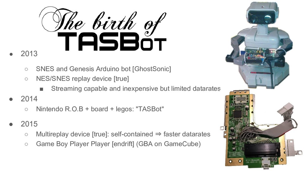 ● 2013 ○ SNES and Genesis Arduino bot [GhostSon...