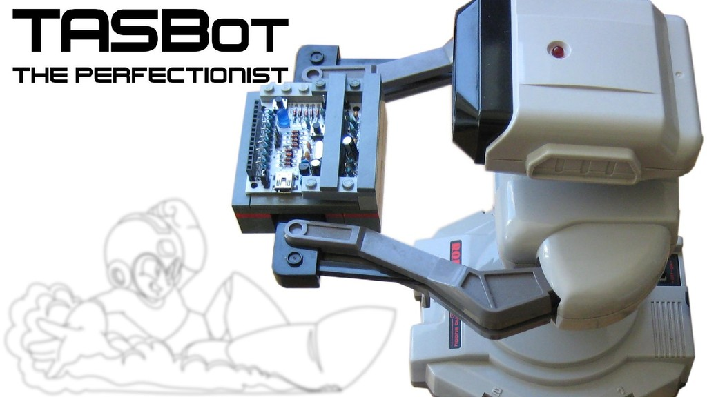 TASBot the perfectionist