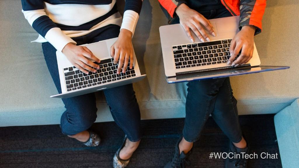 #WOCinTech Chat