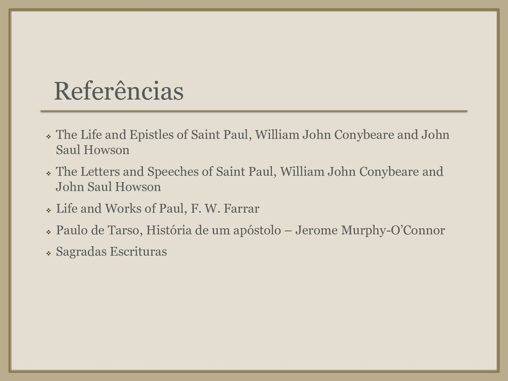  The Life and Epistles of Saint Paul, William ...