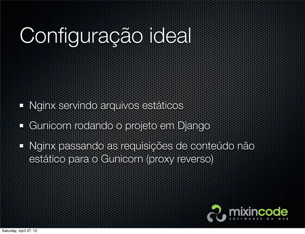 Configuração ideal Nginx servindo arquivos estát...