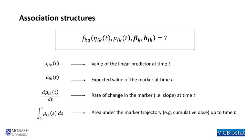 Association structures    ,   ,  ,  = ?        ...