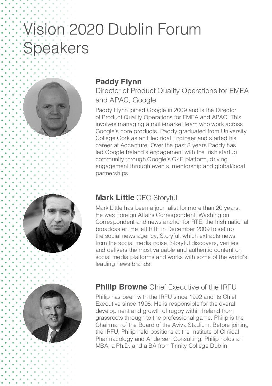 Paddy Flynn Director of Product Quality Operati...