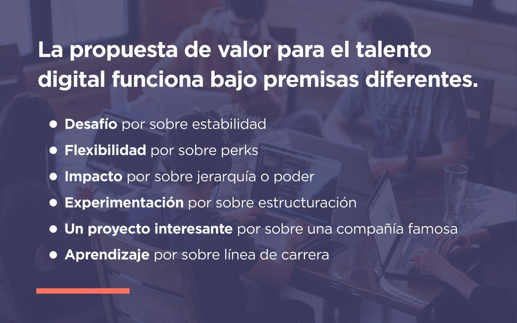 La propuesta de valor para el talento digital f...